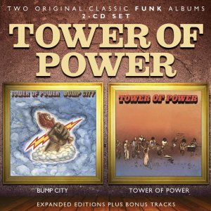 Tower of Power Bump City two fer