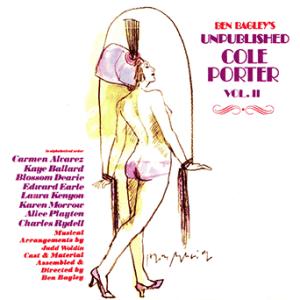Unpublished Cole Porter Volume 2