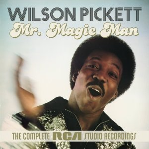 Wilson Pickett Mr. Magic Man