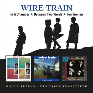 Wire Train Three Albums