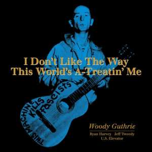 Woody Guthrie RSD EP