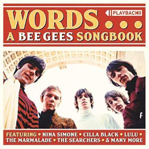 Words A Bee Gees Songbook