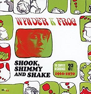 Wynder K Frog Shook Shimmy and Shake