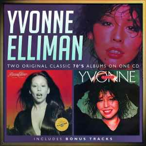 Yvonne Elliman Night Flight and Yvonne