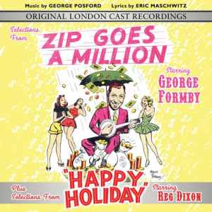 Zip goes a Million and Happy Holiday