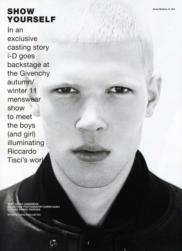 iD Editorial
