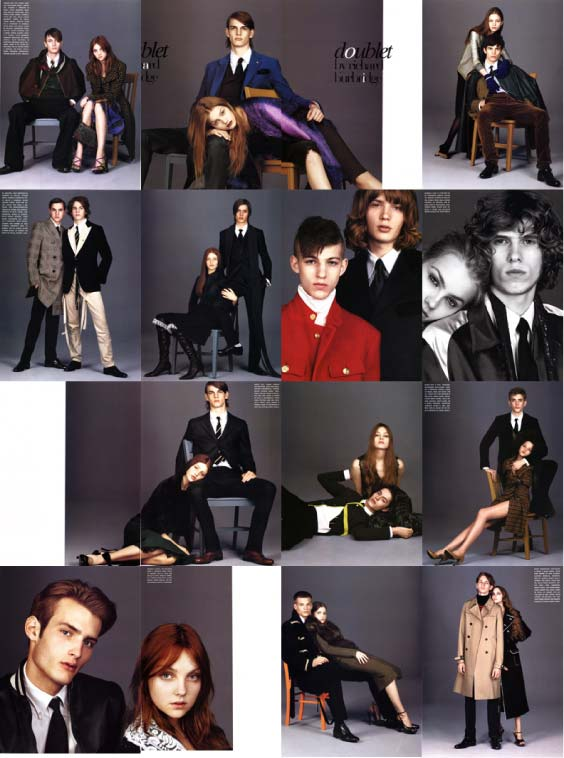 L'Uomo Vogue Editorial