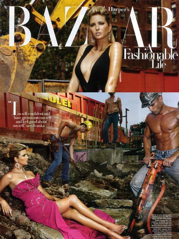 Harper's Bazaar Editorial