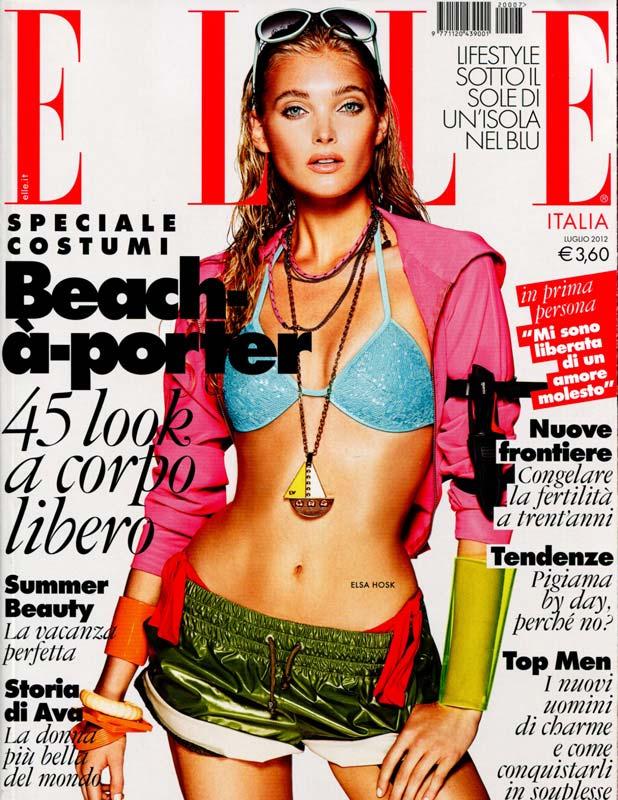 Elle Italia Editorial