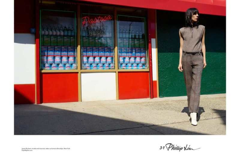 3.1 Phillip Lim Women Advertising