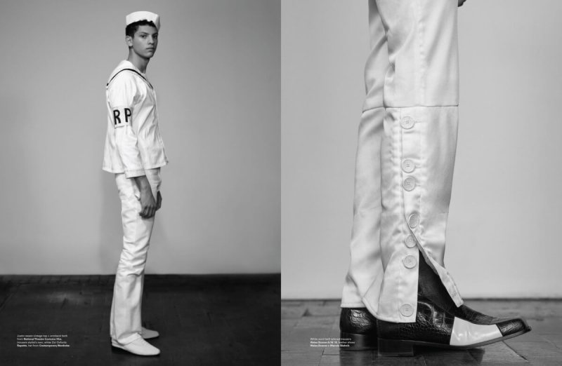 ARENA HOMME PLUS Editorial