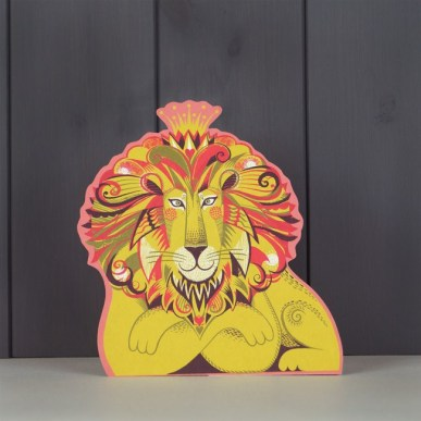 Clarence the Lion by Sarah Young