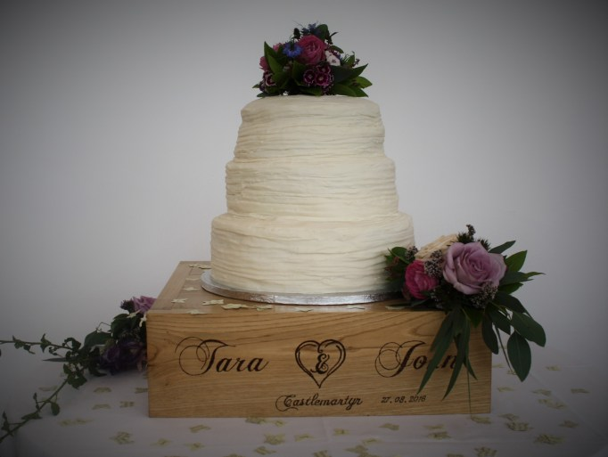 creative flowers for a cake