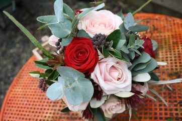 Grand Prix & Sweet Avalanche Roses