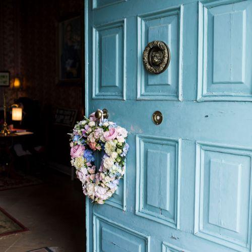 Heart Wreath Longueville House