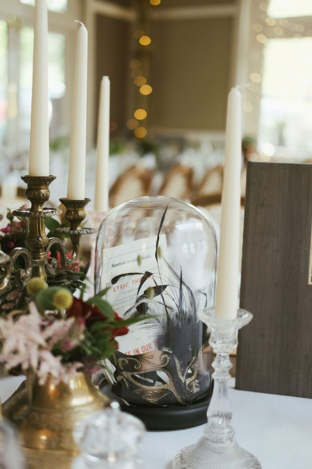 Theatre Themed Table Setting