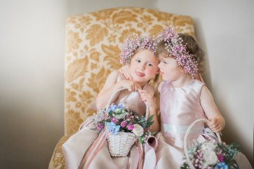 Flower Girls Flower Crowns