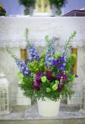 Large Flower Bucket