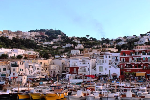 capri, amalfi coast
