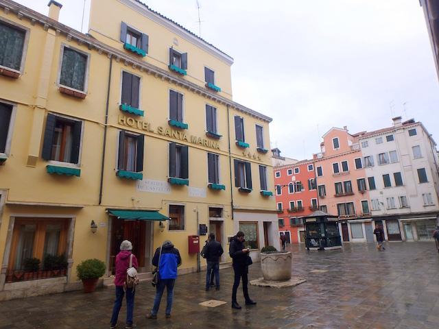 Hotel Santa Marina Venise