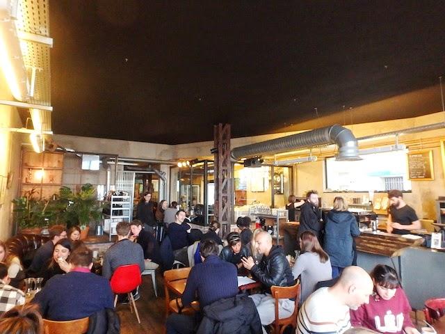 Café Lomi Paris