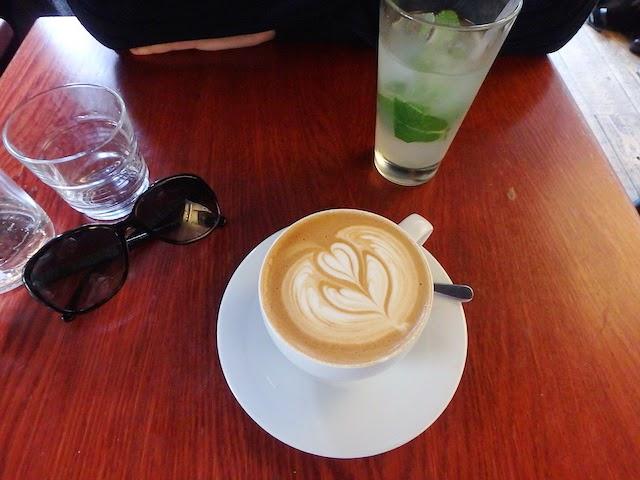 Café Lomi brunch
