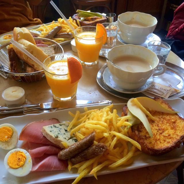 Best brunch in Prague, Café Savoy