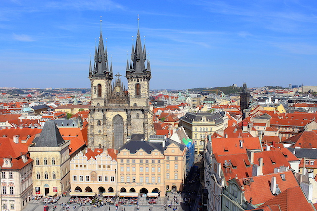 Church of Our Lady before Tyn, Old Town Prague