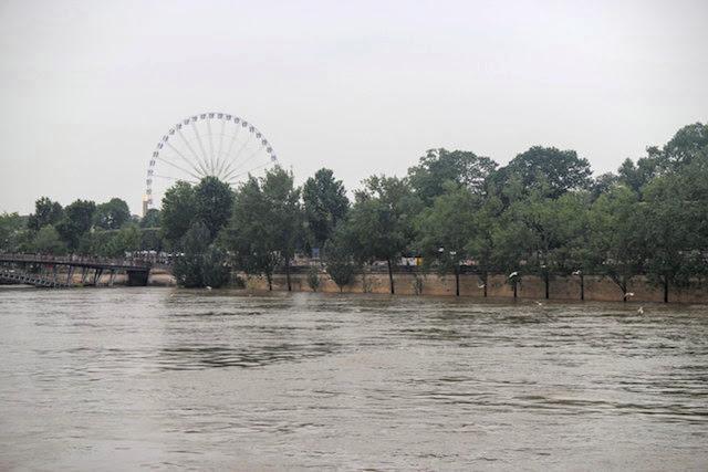 Paris flood 2016