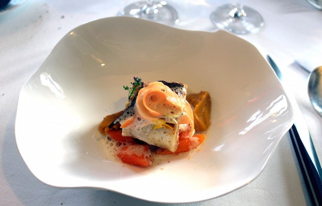 Briketenia, Michelin starred restaurant in Guethary, France