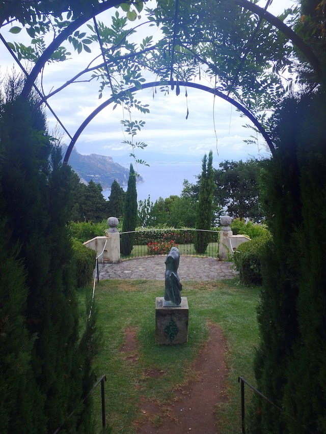 Gardens of Villa Cimbrone, Ravello