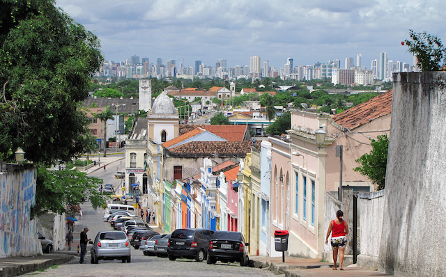 Olinda and Recife, Brazil