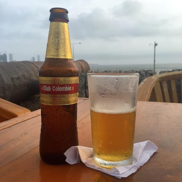 Café del Mar, Cartagena, Colombia