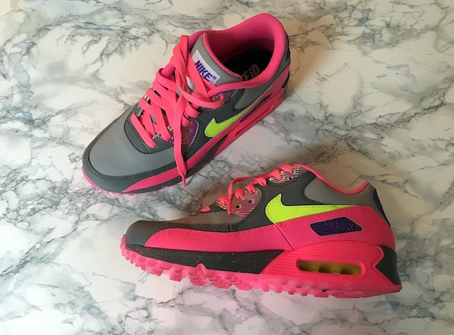 Customized Air Max with Nike iD