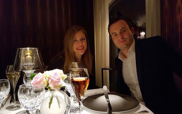 Birthday dinner at Anne-Sophie Pic restaurant, Valence