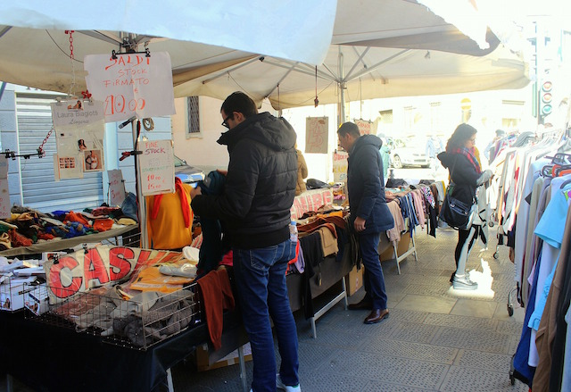 Week-end in Florence: exploring Florence markets