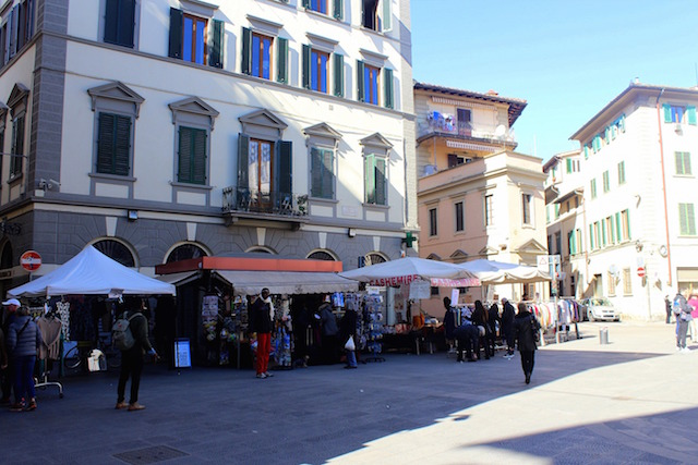 Sant Ambrogio market in Florence