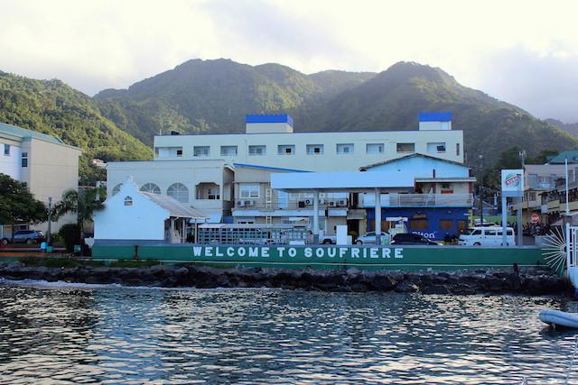 La Soufrière, St. Lucia