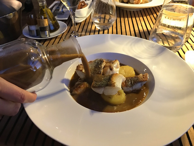 Bouillabaisse at Restaurant Peron in Marseille, France