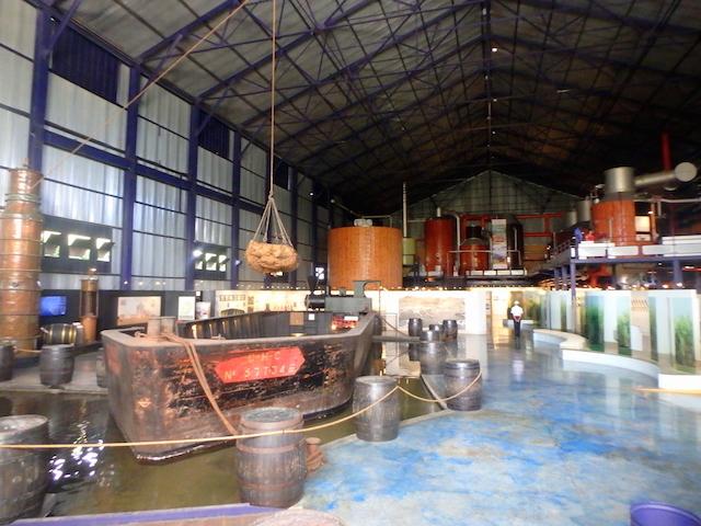 Visiting L'Aventure du Sucre museum in Mauritius