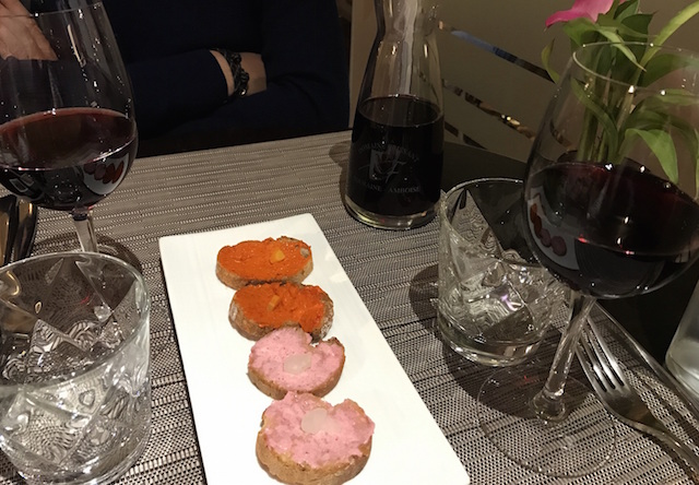 Diner au Restaurant Le Laurenty à Tours