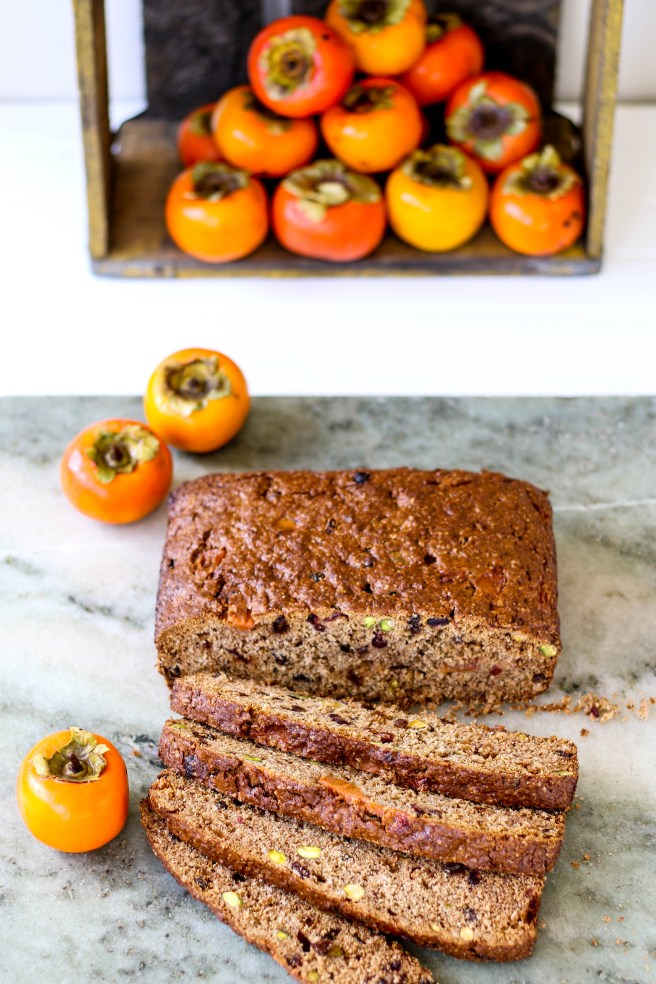 persimmon bread | The Secret Life of Bee