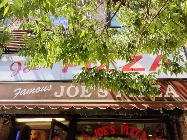 Joe's Pizza NYC   The Secret Life of Bee
