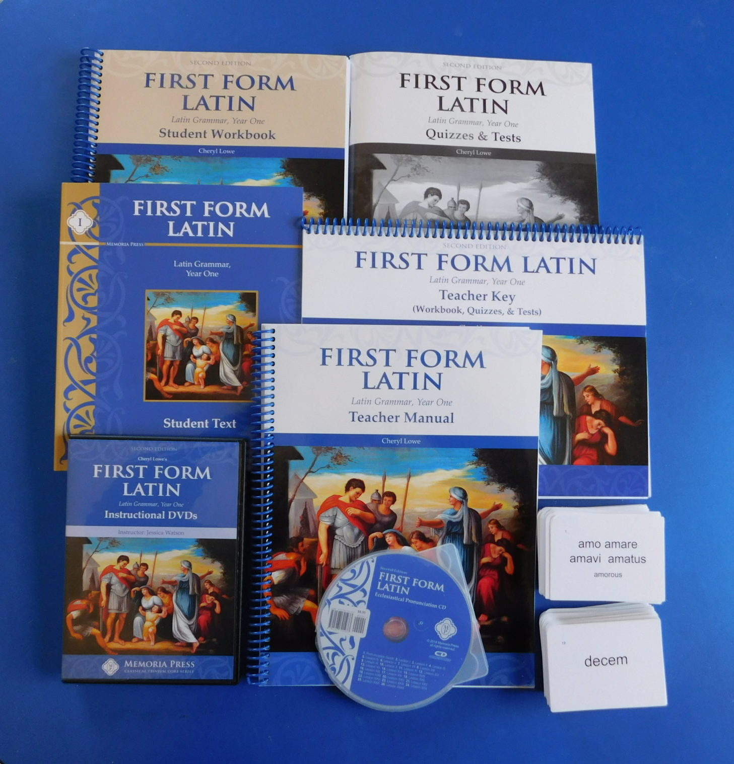 First Form Latin Latin Curriculum For Grades 5