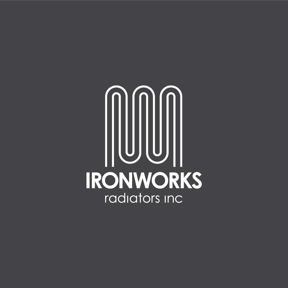 Toronto Logo Design - Ironworks Radiators Inc.