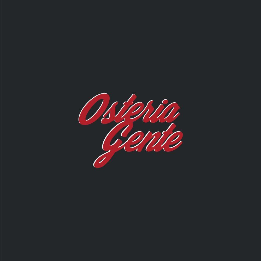 Toronto Logo Design - Osteria Gente
