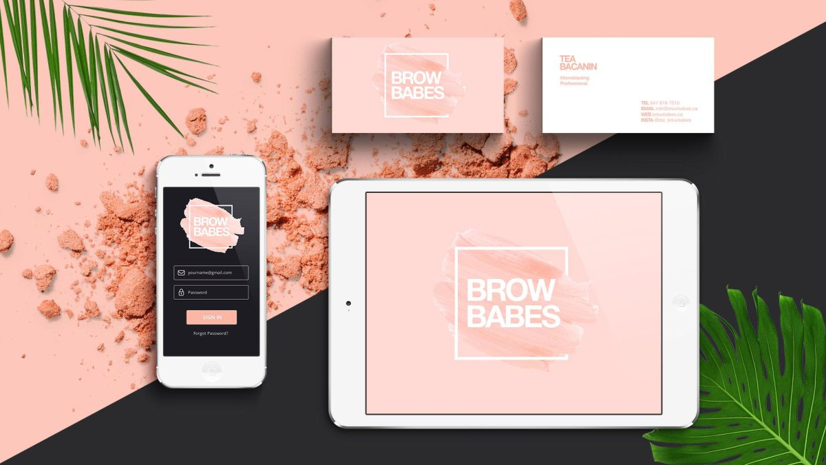 Graphic Design Services Toronto - Browbabes
