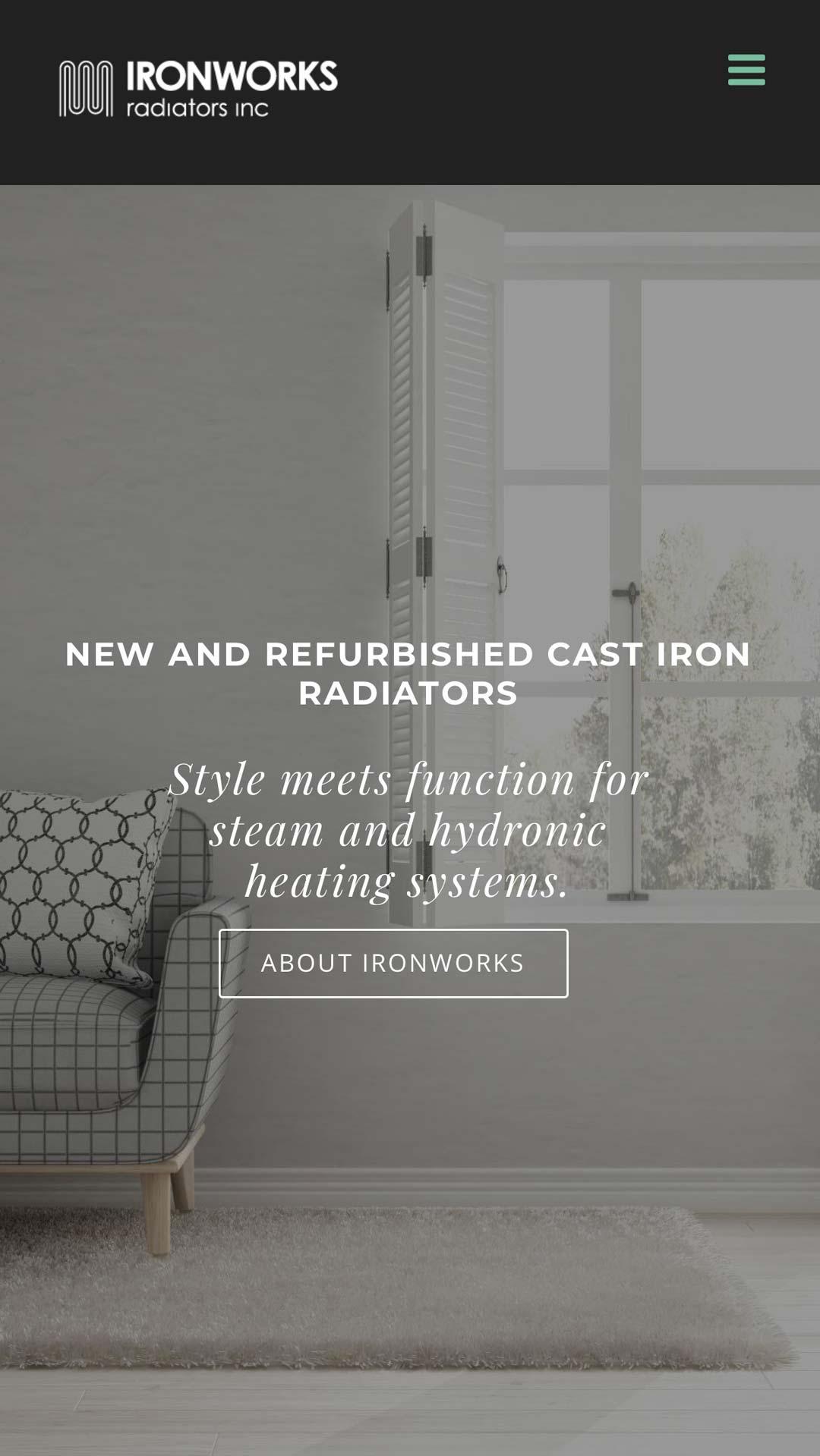 Toronto Website Design Ironworks