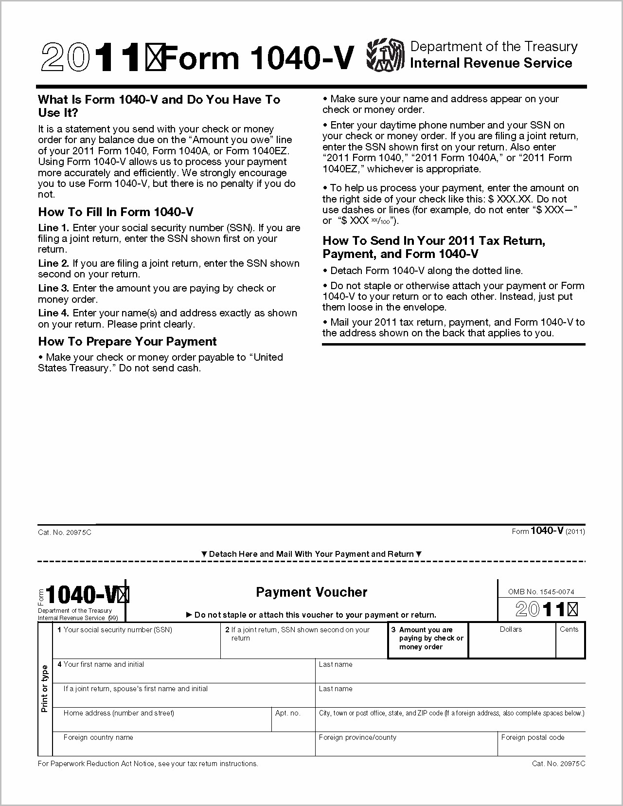 Irs Forms Instructions Form Resume Examples