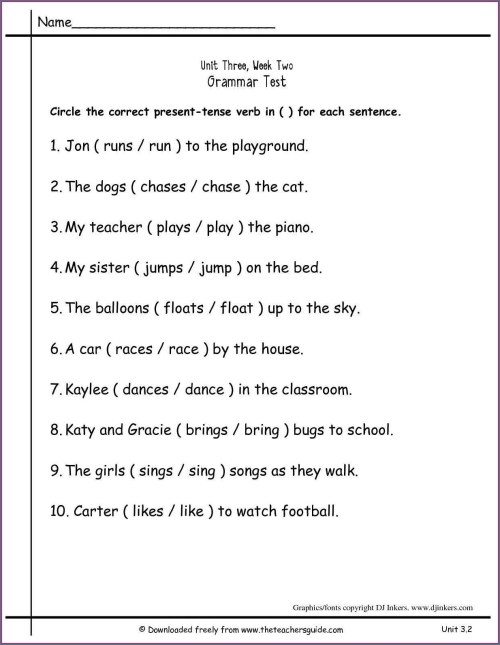 small resolution of Helping Verb Worksheet 3rd Grade   Printable Worksheets and Activities for  Teachers